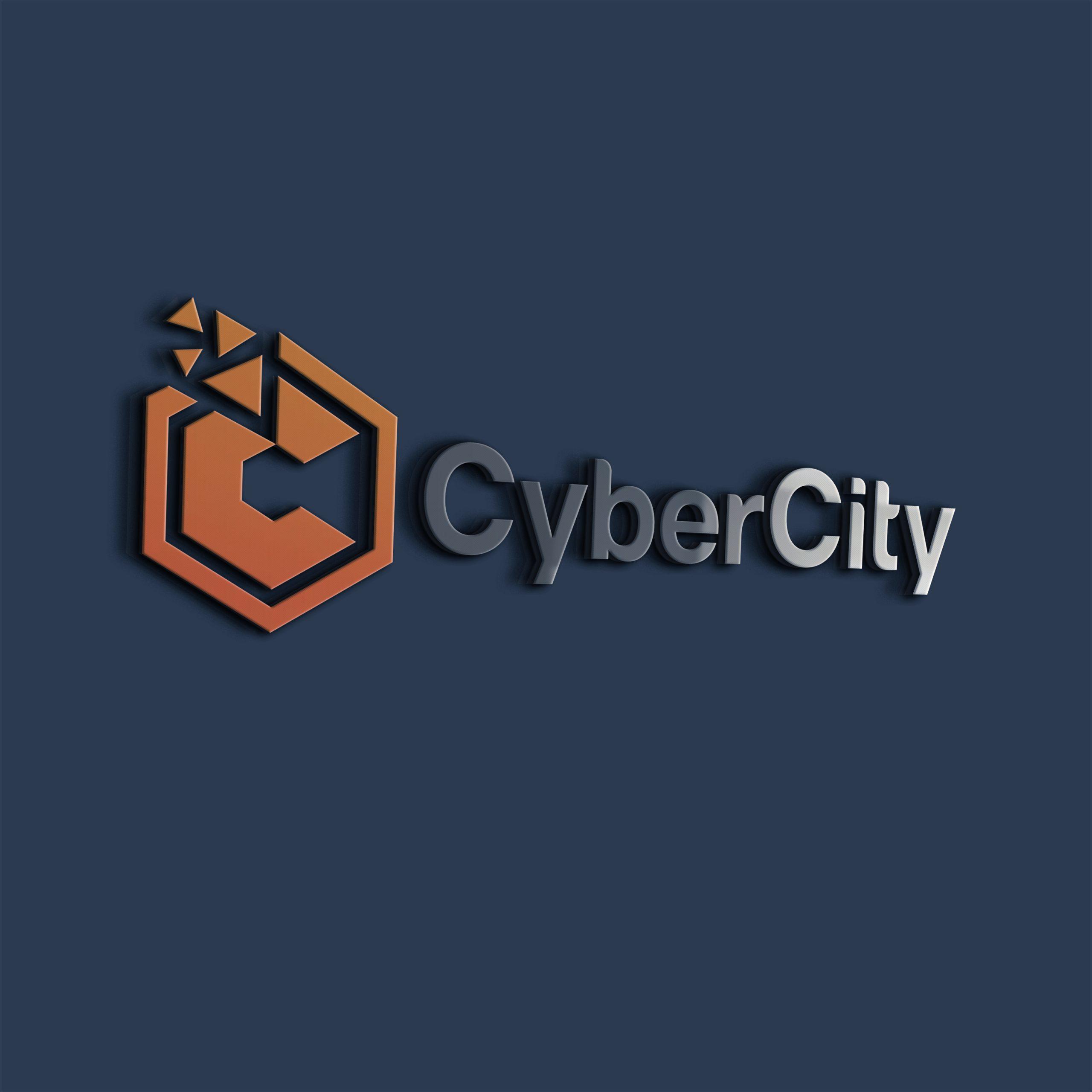 Logo - CyberCity (Mockup)